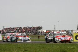 Matias Rossi, Donto Racing Chevrolet, Juan Martin Trucco, JMT Motorsport Dodge, Juan Pablo Gianini,