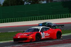 Galassi-Tempesta, Team Malucelli, Ferrari 458 Italia-GT3 #60