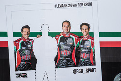 RGR Sport by Morand paddock area