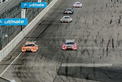 Miguel Molina, Audi Sport Team Abt Sportsline, Audi RS 5 DTM doet inhaalpoging op Jamie Green, Audi