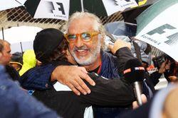 Flavio Briatore, ve Fernando Alonso, McLaren