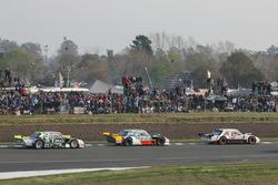 Leonel Sotro, di Meglio Motorsport Ford, Mathias Nolesi, Nolesi Competicion Ford, Norberto Fontana,