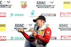 Podio: Mick Schumacher, Prema Powerteam