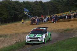 Esapekka Lappi, Janne Ferm, Skoda Fabia R5