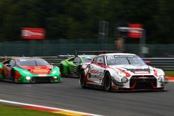 #23 Nissan GT Academy Team RJN, Nissan GT-R Nismo GT3: Lucas Ordonez, Mitsunori Takaboshi, Alex Bunc