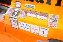 McLaren M23 gereden door Emerson Fittipaldi