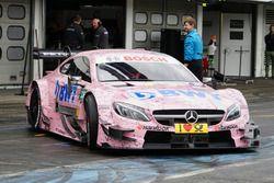 Lucas Auer, ART Grand Prix Mercedes-AMG C-Coupé