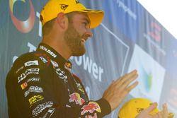 Podium: 1. Shane van Gisbergen, Triple Eight Race Engineering, Holden