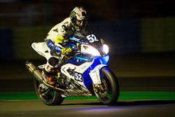 #52 IVR BMW Motorrad CSEU: Janez Prosenik, Roland Resch