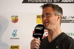Pressekonferenz: Ralf Schumacher