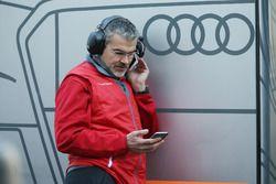 Dieter Gass, responsable du DTM chez Audi Sport