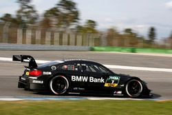 Augusto Farfus, BMW Team Test car