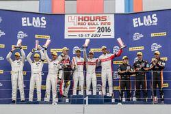 Podio general: Ganador de la carrera #46 Thiriet by TDS Racing Oreca 05 - Nissan: Pierre Thiriet, Ma