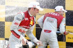 Podium: 1. Jamie Green, Audi Sport Team Rosberg, Audi RS 5 DTM