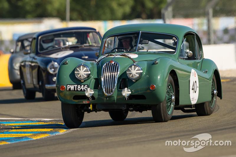1955 Jaguar XK 140 FHC