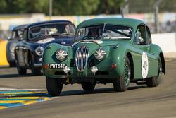 1955, Jaguar XK 140 FHC