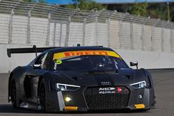 #5 GT Motorsport Audi R8 LMS: Greg Taylor