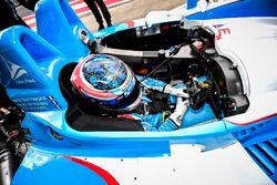 #29 Pegasus Racing, Morgan - Nissan: Leo Roussel