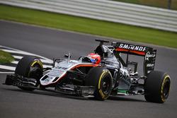Nikita Mazepin, Sahara Force India F1 VJM09, Entwicklungfahrer