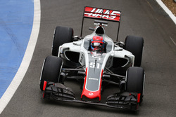 Santino Ferrucci, Haas F1 Team, Testfahrer