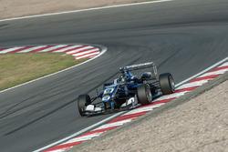 Weiron Tan, Carlin Dallara F312 - Volkswagen