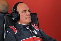Dr. Wolfgang Ullrich, directeur Audi Sport