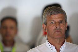 Fritz Enzinger, Vice Presidente LMP1, Porsche Team