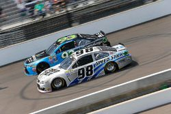 Cole Whitt, Premium Motorsports Chevrolet, Ryan Ellis, Toyota