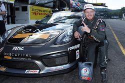 Pole: #33 CJ Wilson Racing Porsche Cayman GT4: Daniel Burkett, Marc Miller