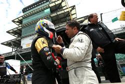 James Hinchcliffe, Schmidt Peterson Motorsports Honda, Oriol Servia, Schmidt Peterson Motorsports Ho