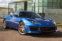 Lotus Evora 400, Hethel-Edition