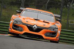 #7 V8 Racing Renault RS01: Nicky Pastorelli, Liroy Stuart