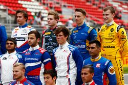 Matevos Isaakyan, Koiranen GP, Ralph Boschung, Koiranen GP, Akash Nandy, Jenzer Motorsport y Kevin J