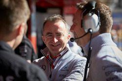 Paddy Lowe, Director Ejecutivo de Mercedes AMG F1