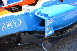 Manor Racing MRT05 detail