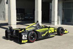 Nueva imagen y número de Charlie Kimball, Chip Ganassi Racing Chevrolet