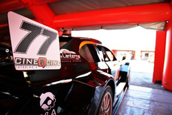 Mitjet #77, The Club Motorsport
