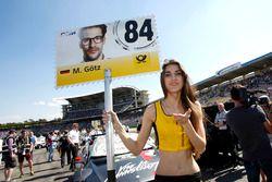 Gadis grid,of Maximilian Gテカtz, Mercedes-AMG Team HWA, Mercedes-AMG C63 DTM