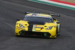 #9 Lamborghini Huracan-SGT3, Antonelli Motorsport: Di Folco-Zaugg