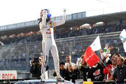Le champion 2016, Marco Wittmann, BMW Team RMG, BMW M4 DTM