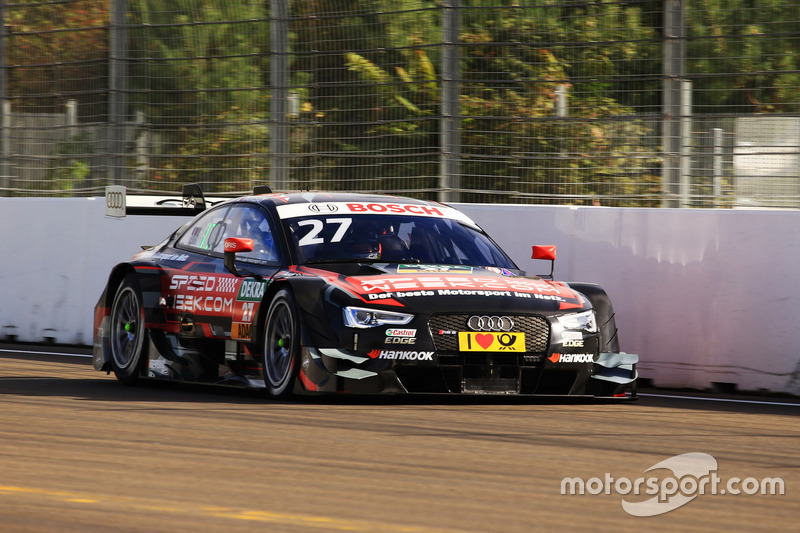 2016 (титул конструктора): Audi RS 5 DTM