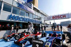 Yarış galibi Lance Stroll, Prema Powerteam Dallara F312 - Mercedes-Benz