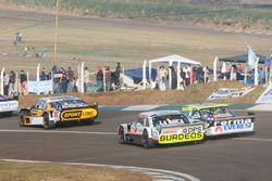 Leonel Sotro, di Meglio Motorsport Ford, Nicolas Gonzalez, A&P Competicion Torino, Leonel Pernia, Las Toscas Racing Chevrolet