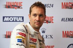 #98 Aston Martin Racing Aston Martin Vantage GTE: Mathias Lauda