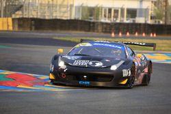 #26 Classic & Modern Racing Ferrari 458 Italia GT3: Nicolas Misslin, Matthieu Vaxiviere