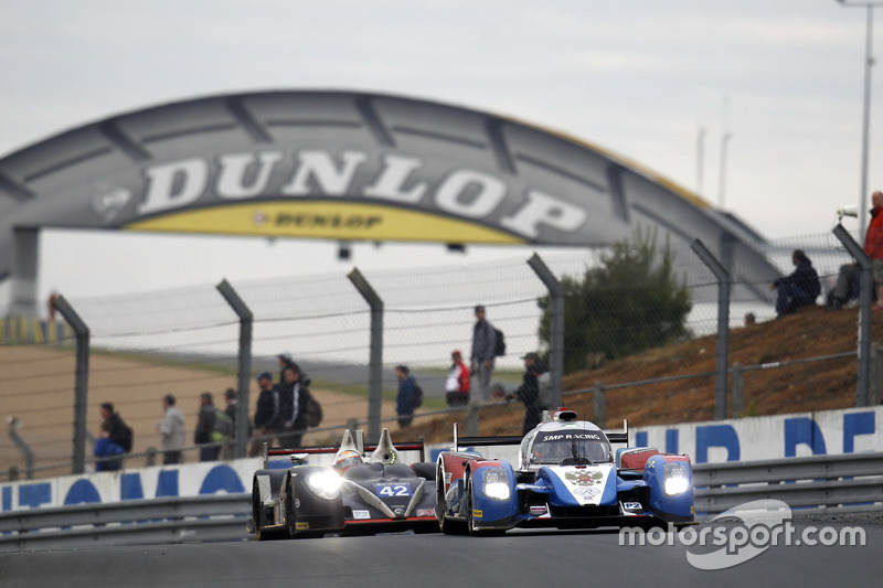 11th: #27 SMP Racing BR01 Nissan: Nicolas Minassian, Maurizio Mediani, Mikhail Aleshin