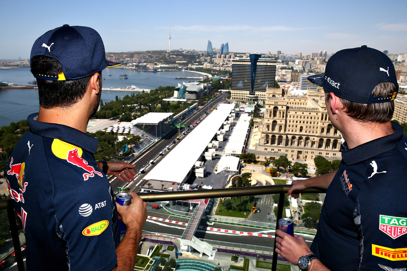 20 Bakú Street Circuit 2016