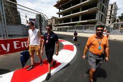 Raffaele Marciello, RUSSIAN TIME walks the circuit
