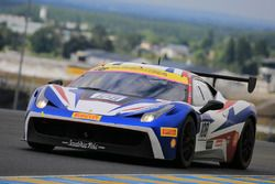#108 Scuderia NikiFerrari 458 Challenge Evo: Deborah Mayer