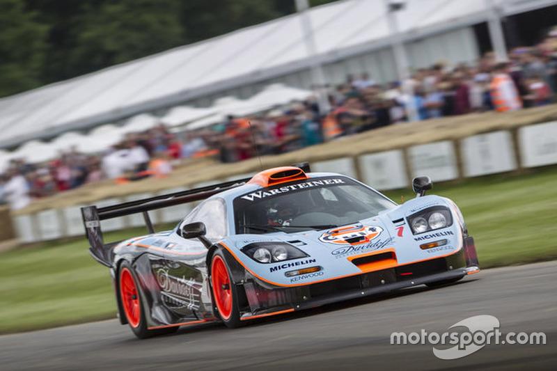McLaren, Goodwood Festival of Speed